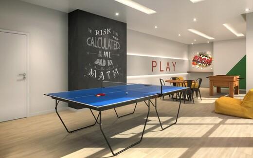 Sala de jogos - Apartamento à venda Rua Carvalho de Freitas,Vila Andrade, São Paulo - R$ 363.400 - II-18352-30546 - 10