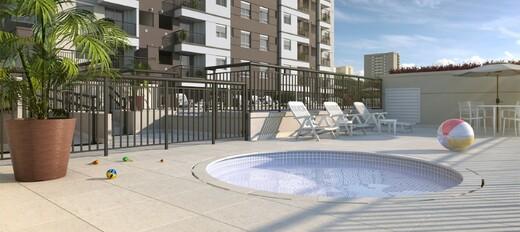 Piscina - Apartamento à venda Rua Carvalho de Freitas,Vila Andrade, São Paulo - R$ 363.400 - II-18352-30546 - 16