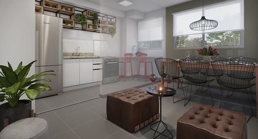 Cozinha - Fachada - Harpia - 1021 - 3