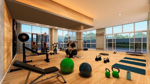 Fitness - Apartamento à venda Rua Celso Ramos,Morumbi, São Paulo - R$ 587.600 - II-18406-30634 - 7