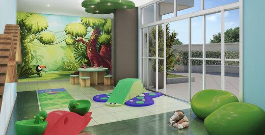 Brinquedoteca - Apartamento à venda Rua Celso Ramos,Morumbi, São Paulo - R$ 587.600 - II-18406-30634 - 8