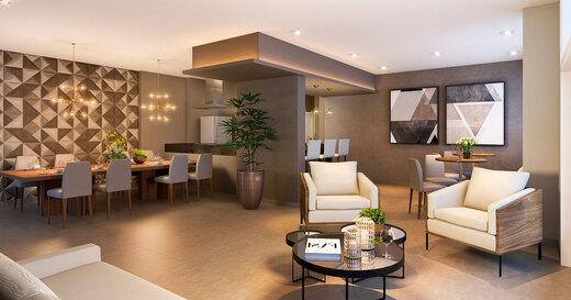 Salao gourmet - Apartamento à venda Rua Celso Ramos,Morumbi, São Paulo - R$ 587.600 - II-18406-30634 - 9