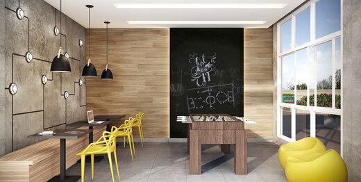Sala de jogos - Apartamento à venda Rua Celso Ramos,Morumbi, São Paulo - R$ 587.600 - II-18406-30634 - 11