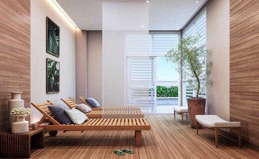Sauna - Apartamento à venda Rua Celso Ramos,Morumbi, São Paulo - R$ 587.600 - II-18406-30634 - 12