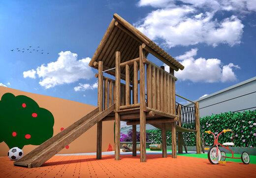 Playground - Apartamento à venda Rua Celso Ramos,Morumbi, São Paulo - R$ 587.600 - II-18406-30634 - 13
