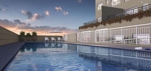 Piscina - Apartamento à venda Rua Celso Ramos,Morumbi, São Paulo - R$ 587.600 - II-18406-30634 - 15