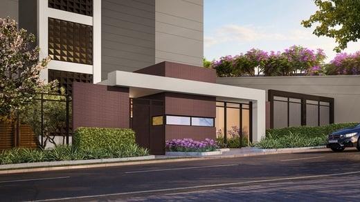 Portaria - Apartamento à venda Rua Nicola Rollo,Morumbi, São Paulo - R$ 583.500 - II-18404-30630 - 3