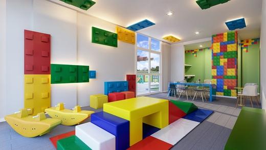 Brinquedoteca - Apartamento à venda Rua Nicola Rollo,Morumbi, São Paulo - R$ 583.500 - II-18404-30630 - 9