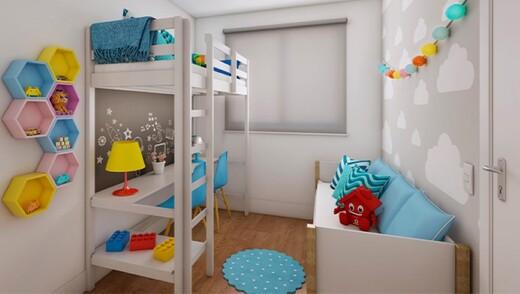 Dormitorio - Fachada - Potiguara - 1015 - 7