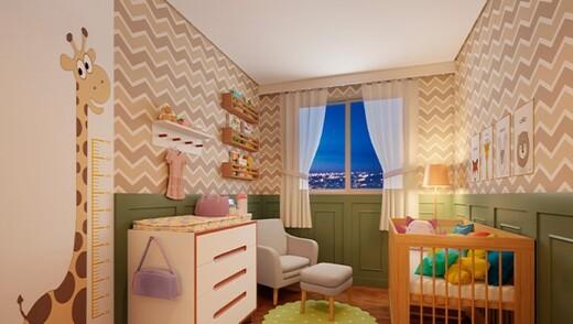 Dormitorio - Fachada - Potiguara - 1015 - 9