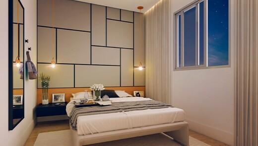 Dormitorio - Fachada - Potiguara - 1015 - 10