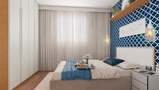 Dormitorio - Fachada - Potiguara - 1015 - 11