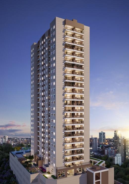 Fachada - Apartamento à venda Rua Nicola Rollo,Morumbi, São Paulo - R$ 583.500 - II-18404-30630 - 1