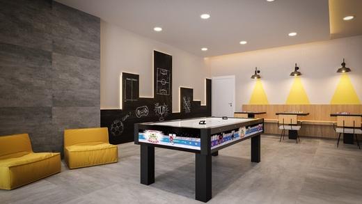 Salao de jogos - Apartamento à venda Rua Nicola Rollo,Morumbi, São Paulo - R$ 583.500 - II-18404-30630 - 10