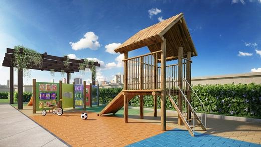 Playground - Apartamento à venda Rua Nicola Rollo,Morumbi, São Paulo - R$ 583.500 - II-18404-30630 - 16