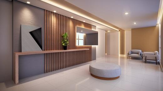 Hall - Apartamento à venda Rua Nicola Rollo,Morumbi, São Paulo - R$ 583.500 - II-18404-30630 - 4