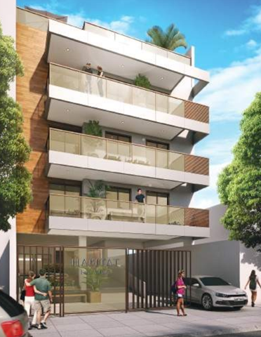 Fachada - Apartamento 3 quartos à venda Vila Isabel, Rio de Janeiro - R$ 557.690 - II-18480-30782 - 1