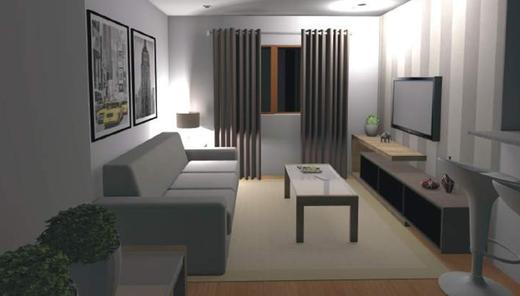 Living - Apartamento 3 quartos à venda Vila Isabel, Rio de Janeiro - R$ 557.690 - II-18480-30782 - 4