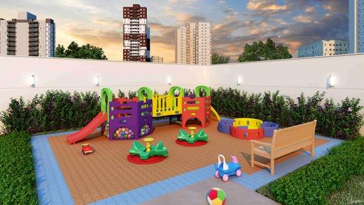 Playground - Apartamento à venda Rua Caramuru,Saúde, São Paulo - R$ 811.900 - II-18477-30779 - 9