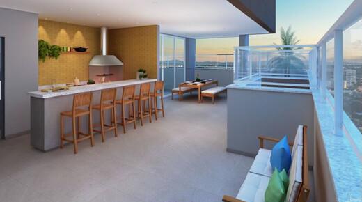 Espaco gourmet - Apartamento à venda Rua Caramuru,Saúde, São Paulo - R$ 811.900 - II-18477-30779 - 7