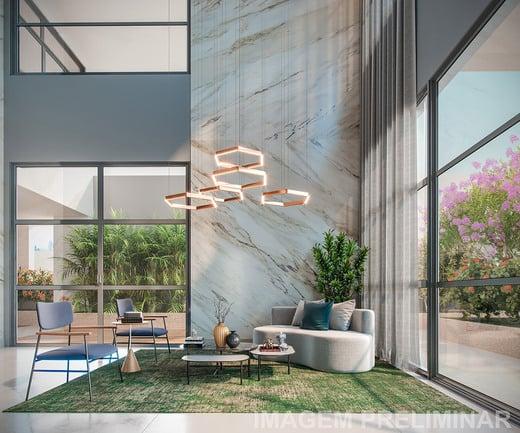 Hall - Apartamento à venda Rua Vergueiro,Ipiranga, São Paulo - R$ 1.314.000 - II-18501-30819 - 3