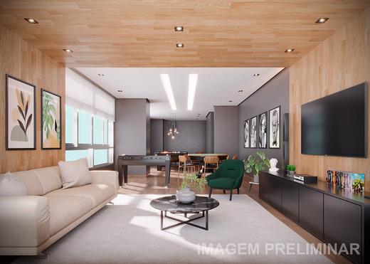 Sala de jogos - Apartamento à venda Rua Vergueiro,Ipiranga, São Paulo - R$ 1.314.000 - II-18501-30819 - 7