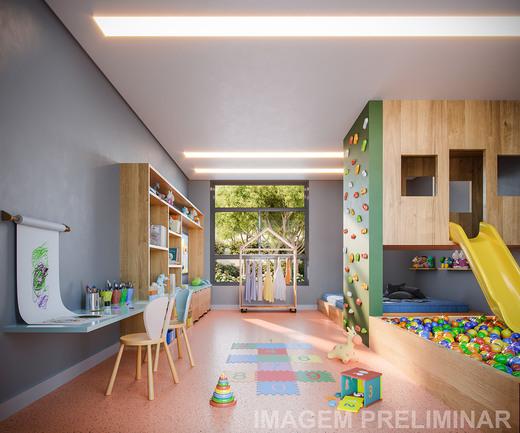 Brinquedoteca - Apartamento à venda Rua Vergueiro,Ipiranga, São Paulo - R$ 1.314.000 - II-18501-30819 - 8