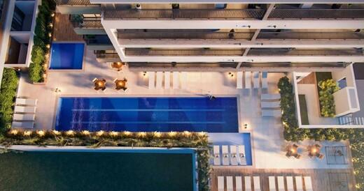 Piscina - Apartamento à venda Rua Vergueiro,Ipiranga, São Paulo - R$ 1.314.000 - II-18501-30819 - 14
