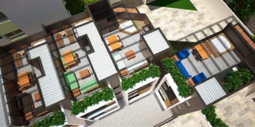 Rooftop - Fachada - CUBE Higienópolis - 1041 - 3