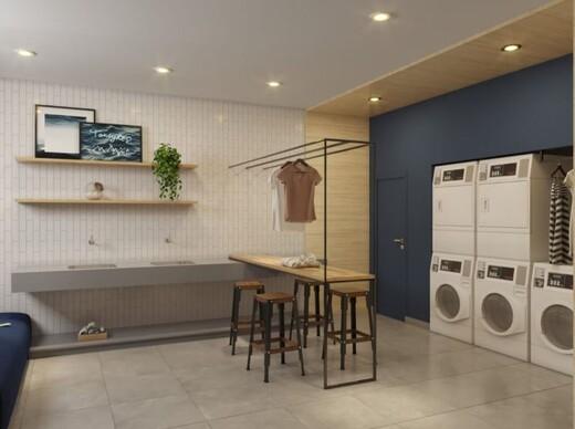 Lavanderia - Studio à venda Avenida Vereador José Diniz,Santo Amaro, São Paulo - R$ 266.227 - II-18577-30948 - 11