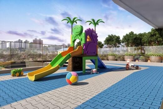 Playground - Studio à venda Avenida Vereador José Diniz,Santo Amaro, São Paulo - R$ 266.227 - II-18577-30948 - 17