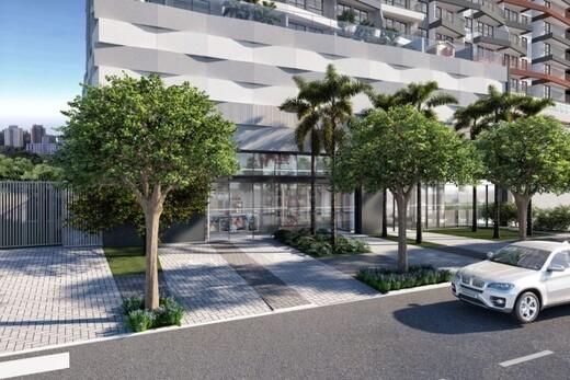 Fachada - Loja 119m² à venda Avenida Vereador José Diniz,Santo Amaro, São Paulo - R$ 1.557.258 - II-18585-30964 - 3