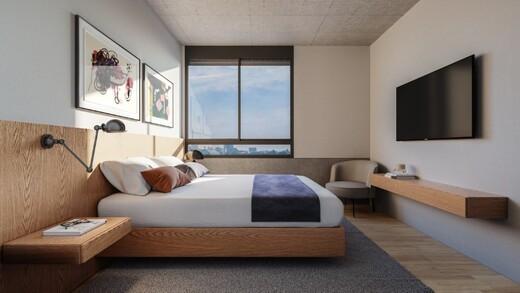 Dormitorio - Cobertura à venda Rua Apinajés,Perdizes, São Paulo - R$ 2.240.387 - II-18630-31078 - 7