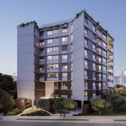 Fachada - Cobertura à venda Rua Apinajés,Perdizes, São Paulo - R$ 2.240.387 - II-18630-31078 - 1