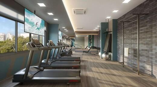Fitness - Studio à venda Rua Otávio Tarquínio de Sousa,Campo Belo, Zona Sul,São Paulo - R$ 378.751 - II-18657-31115 - 6