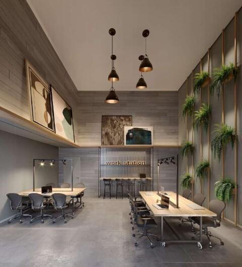Coworking - Studio à venda Rua Otávio Tarquínio de Sousa,Campo Belo, Zona Sul,São Paulo - R$ 378.751 - II-18657-31115 - 10