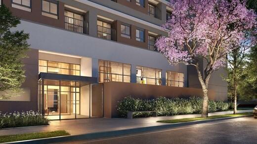 Portaria - Studio à venda Rua Otávio Tarquínio de Sousa,Campo Belo, Zona Sul,São Paulo - R$ 378.751 - II-18657-31115 - 3