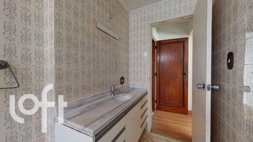 Banheiro - Apartamento à venda Rua Maria Figueiredo,Paraíso, Zona Sul,São Paulo - R$ 1.300.000 - II-18711-31219 - 7