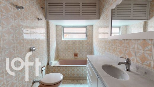 Banheiro - Apartamento à venda Rua Maria Figueiredo,Paraíso, Zona Sul,São Paulo - R$ 1.300.000 - II-18711-31219 - 11