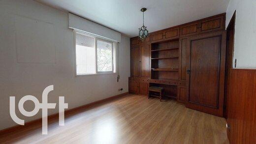 Quarto principal - Apartamento à venda Rua Maria Figueiredo,Paraíso, Zona Sul,São Paulo - R$ 1.300.000 - II-18711-31219 - 31