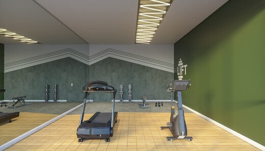 Fitness - Fachada - Nex One Ibirapuera - 983 - 3