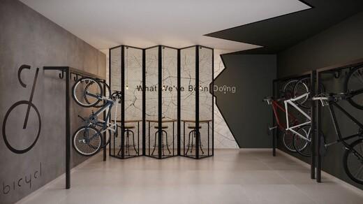 Bicicletario - Fachada - Nex One Ibirapuera - 983 - 9
