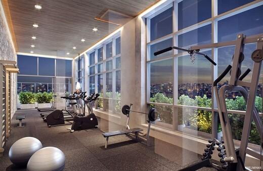 Fitness - Fachada - Haus Mitre Santa Cruz - Residencial - 1104 - 8