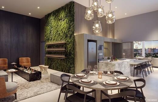 Espaco gourmet - Fachada - Haus Mitre Santa Cruz - Residencial - 1104 - 11