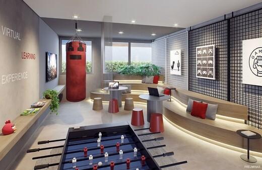 Sala de jogos - Fachada - Haus Mitre Santa Cruz - Residencial - 1104 - 13