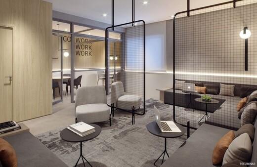 Coworking - Fachada - Haus Mitre Santa Cruz - Residencial - 1104 - 14