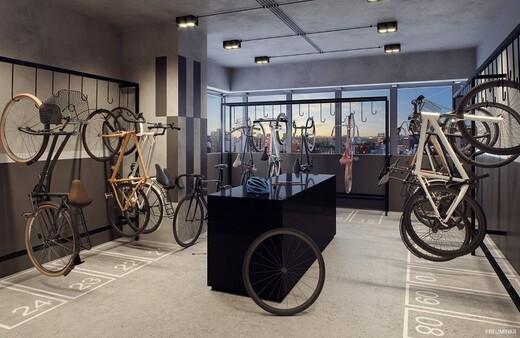 Bicicletario - Fachada - Haus Mitre Santa Cruz - Residencial - 1104 - 17
