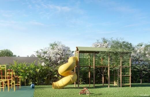 Playground - Fachada - Haus Mitre Santa Cruz - Residencial - 1104 - 18