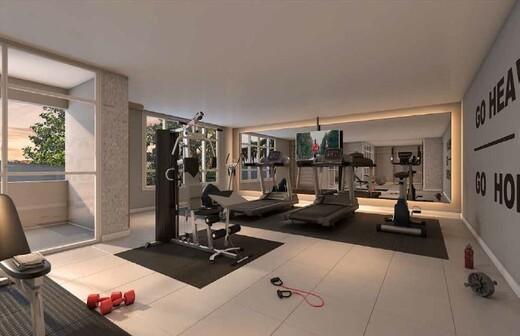 Fitness - Fachada - Hello Santana - Breve Lançamento - 986 - 3