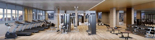 Fitness - Fachada - Vista Campo Belo Residence - 996 - 10